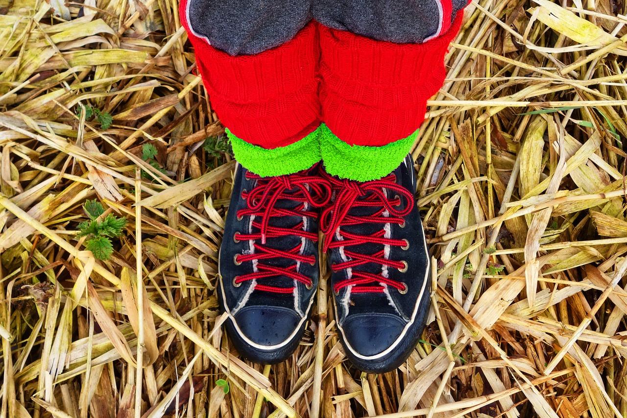 冬天腳部保暖很重要。(pixabay)