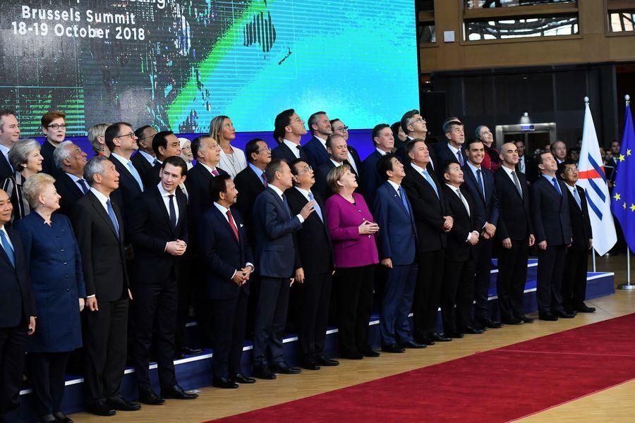 歐亞加入美國行列 遏制中共經濟擴張野心