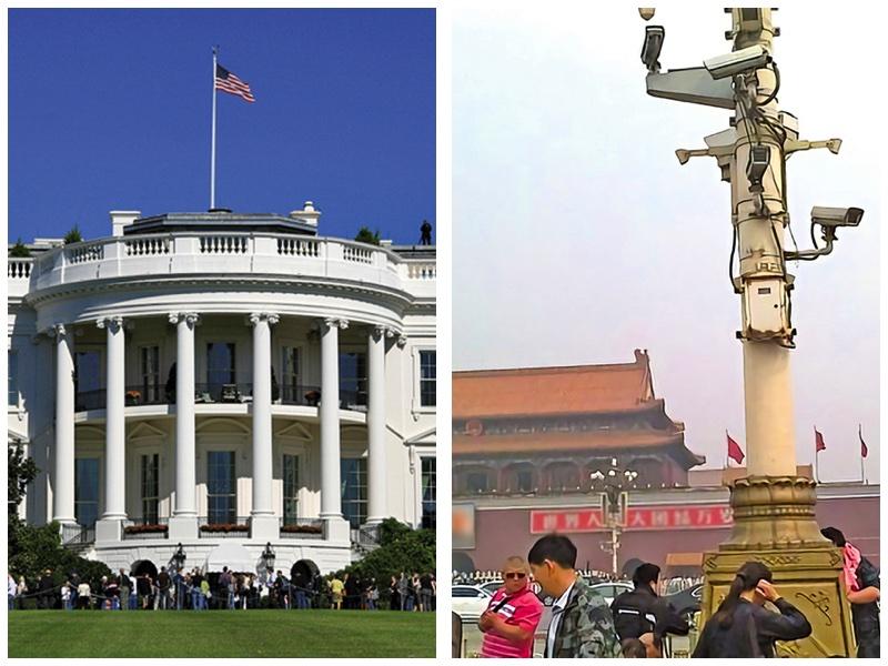 彭斯關於美國對華政策演講引大陸人關注,認為這是歷史轉折點,並希望美國更進一步認清中共本質,繼續施加更大壓力。(大紀元合成圖)
