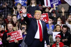 專家:中期選舉不會改變特朗普對華貿易政策