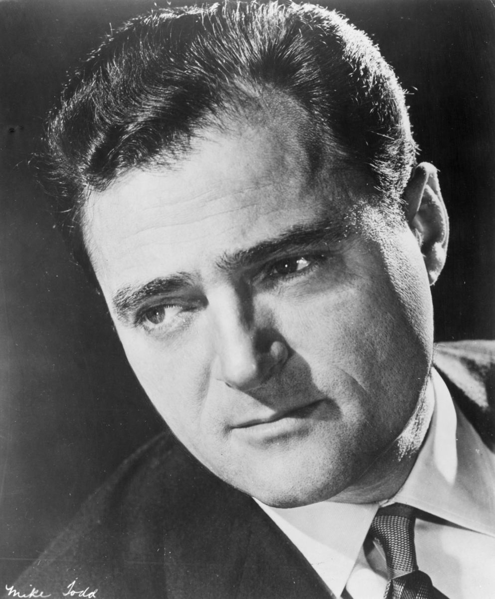 伊莉莎伯·泰萊第三任丈夫,百老匯音樂劇導演邁克‧托德1957年資料照。(Picture Post/Hulton Archive/Getty Images)