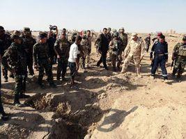 聯合國:伊拉克驚現IS留下的200多亂墳坑
