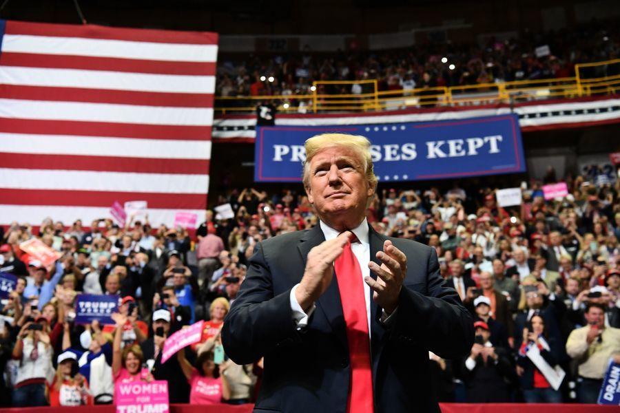 譚耀南:美國期中選舉 特朗普的逆襲