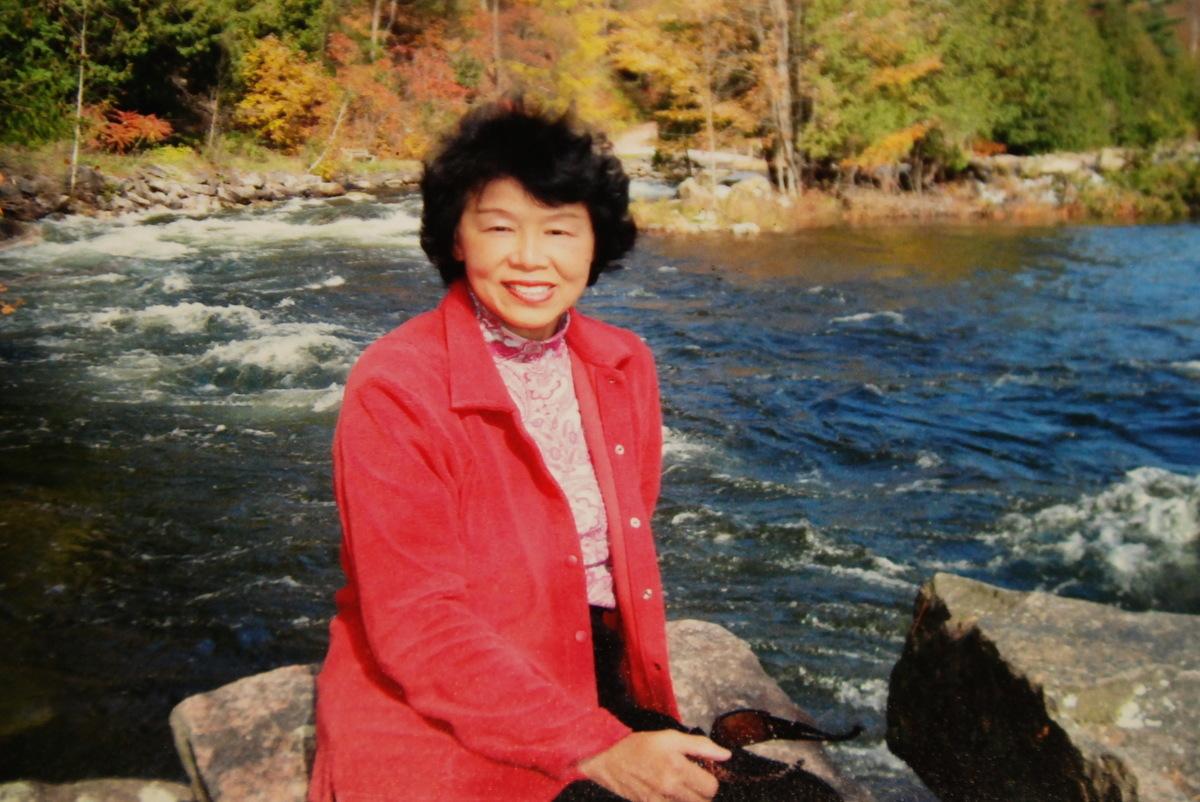 任志宏和家人從台灣移民到加拿大。(任志宏提供)