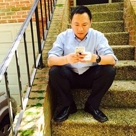 王丹在面書表示,主流媒體刻意將挺特朗普遊行人數縮水,這種做法跟港警打壓香港人上街一樣,諷刺美國主流媒體學中共手法倒是挺快。(王丹面書)