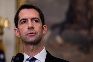 美參議員:兩次空襲即可打敗伊朗