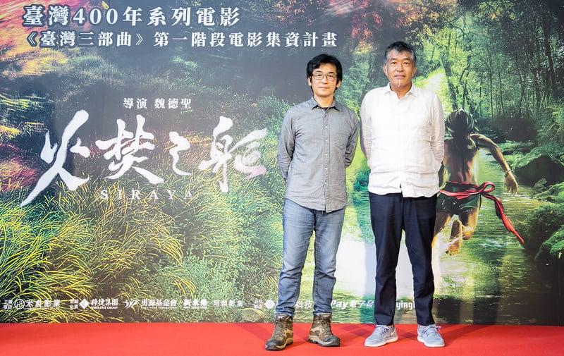 魏德聖籌拍新片《台灣三部曲》 徵外籍演員