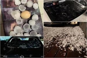 田雲:六月冰雹示警 中共七一前作惡不停