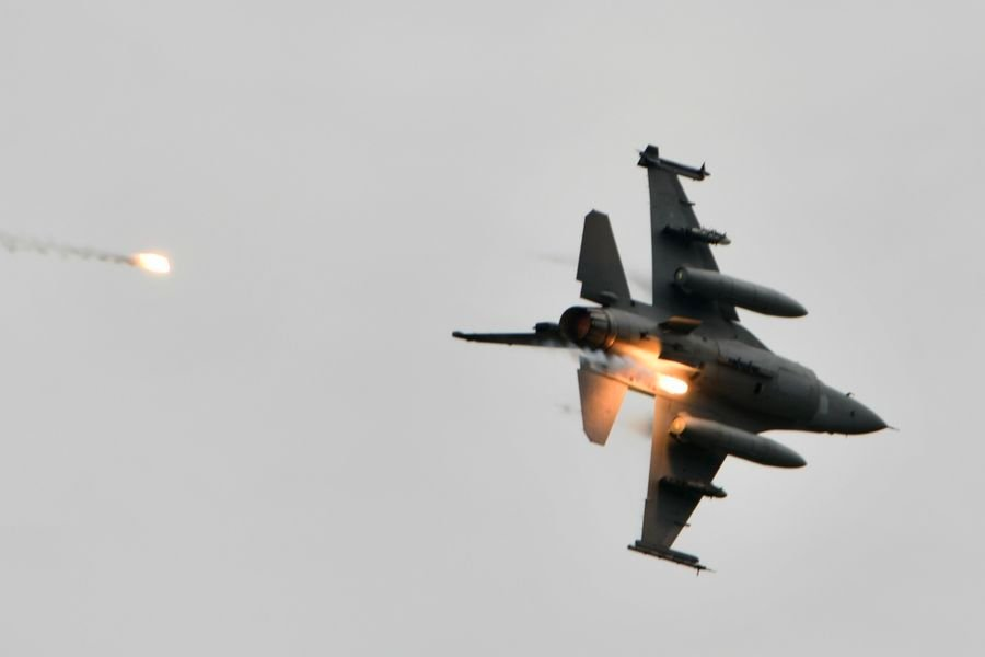 美國批准3項對台軍售防禦性武器 18億美元