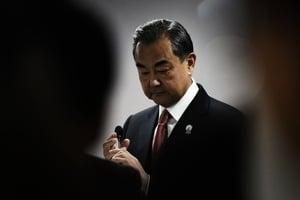 聚焦香港新疆 中英外長UN會議隔空交火
