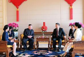 傳習近平4月訪問北韓 會見金正恩