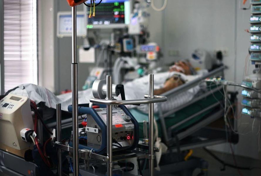德國單日疫亡人數創新高 死亡率超過美國
