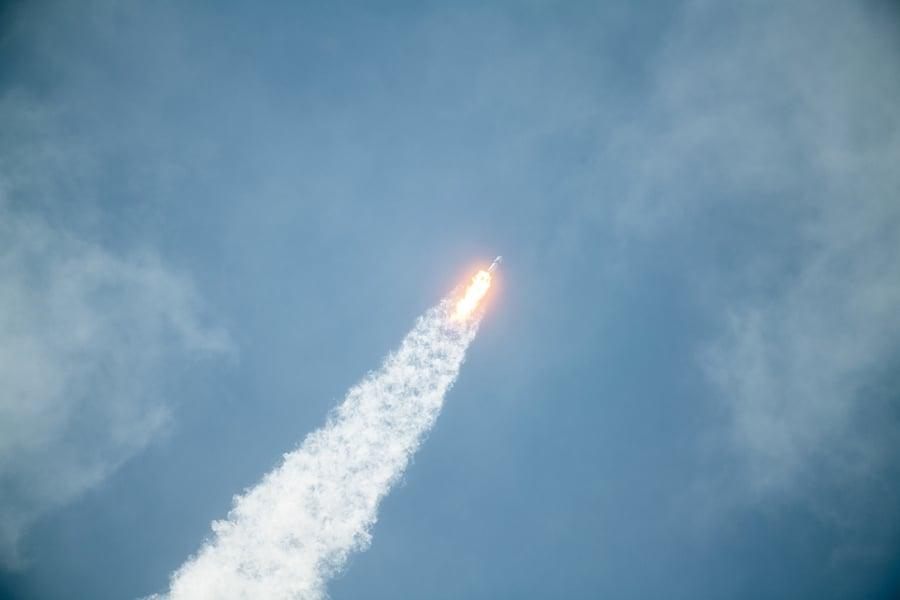 美國加速與中俄的太空軍事競賽