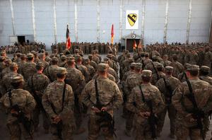 美9月底前將從伊拉克撤軍2,200人