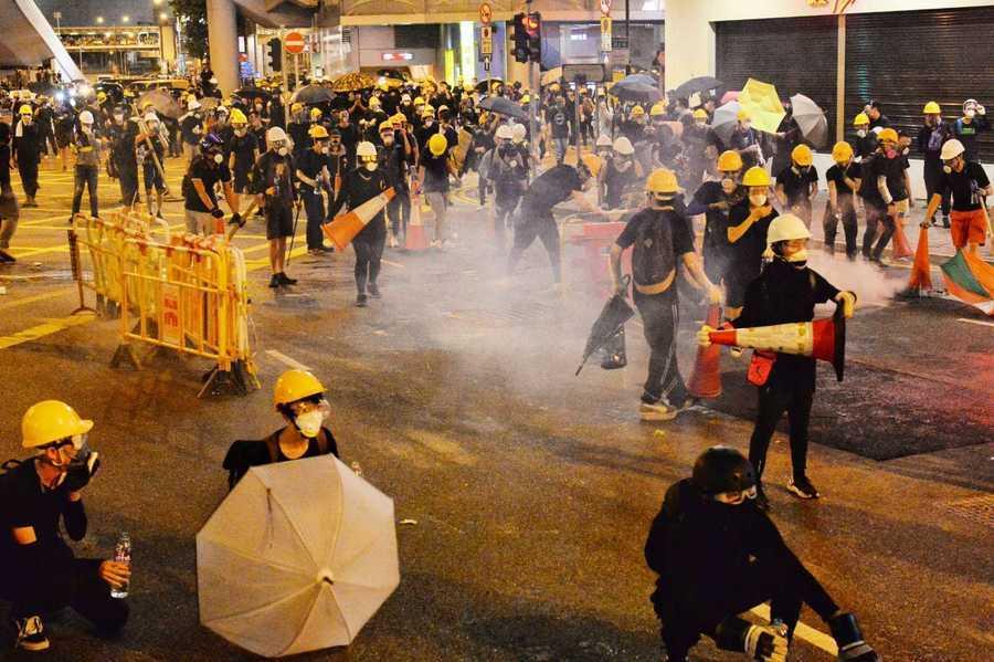 港澳辦發佈會 專家解讀中共對香港真實意圖