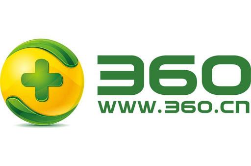 中國防毒軟件公司奇虎360標誌。(網絡圖片)