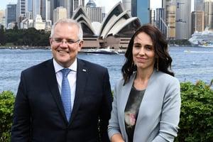 澳洲《60分鐘》:紐西蘭為中國快錢拋棄澳洲