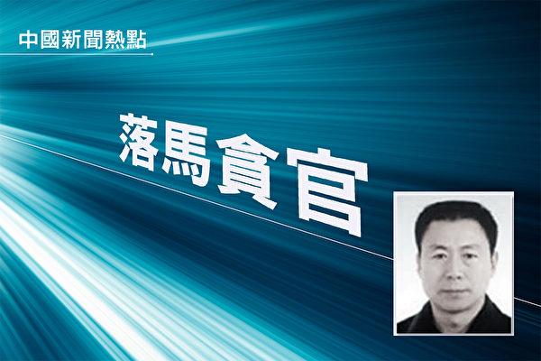 中共司法部前政治部主任盧恩光,因在學歷、年齡、家庭情況、工作經歷等方面全面造假被稱為「五假副部」。(大紀元合成圖)