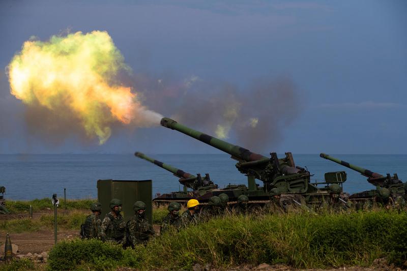 AIT官員:應對中共威脅 台灣需建強大威懾力