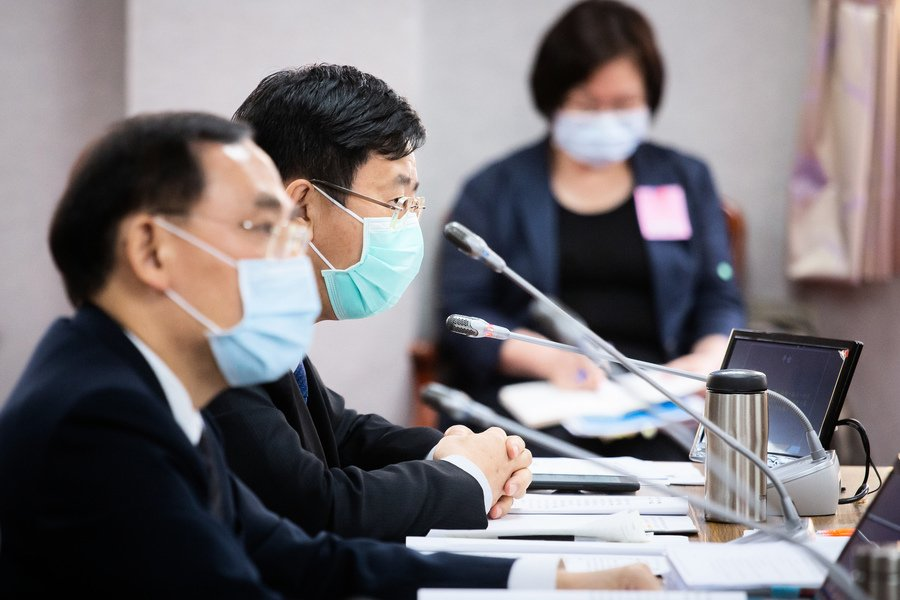 台灣法務部調查局成立第四軍 均齡僅31歲