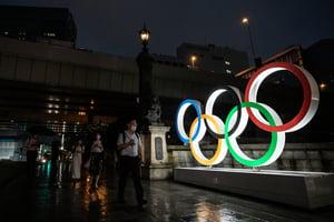 東京奧運  比賽前5天 奧運村內2名選手染疫