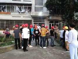 海南省政府家屬院也遭逼遷 打人影片流傳