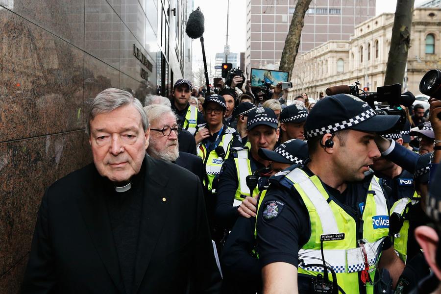 天主教樞機主教性侵罪成立 澳洲報道禁令廢除