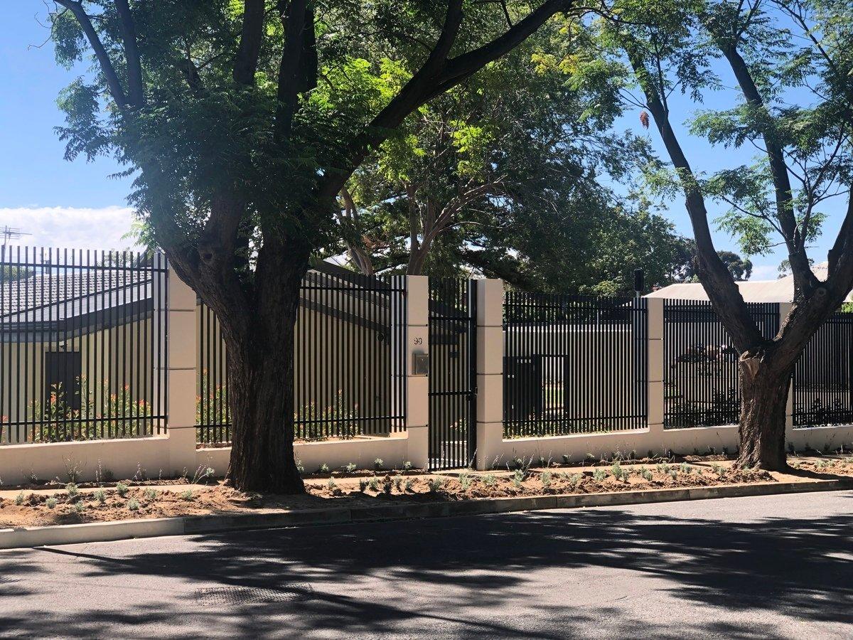 中共駐南澳領事館修建的新辦公場所。(蕭美/大紀元)