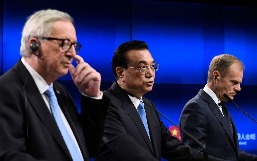 【新聞看點】歐盟稱大突破 北京被迫讓步內幕