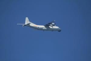 中共軍機再侵台防空識別區 台防長視導空軍