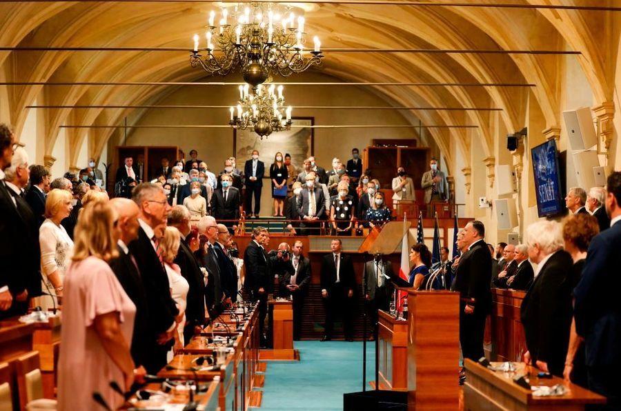 蓬佩奧訪歐:形勢大變 自由世界引領5G