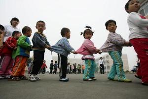 中共二胎政策實施五年 幼兒園卻生源不足