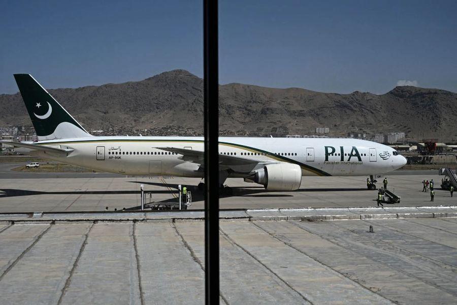 指塔利班粗暴干預 巴基斯坦國際航班停飛喀布爾