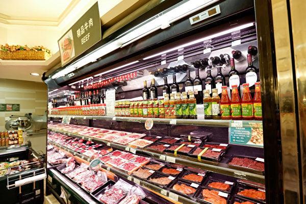 中共對冷凍食品帶有病毒並能致人感染的說法,在國際上引發了爭議。圖為資料圖。(Lintao Zhang/Getty Images)