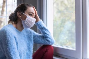 報告:疫情影響年輕人心理健康 或持續數年