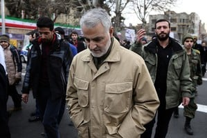 伊朗軍事頭目葬禮發生踩踏事件 35死48傷