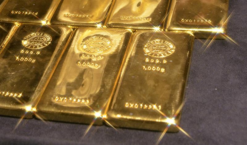 中國公司一直在積極收購世界各地的金礦。(YOSHIKAZU TSUNO/AFP/Getty Images)