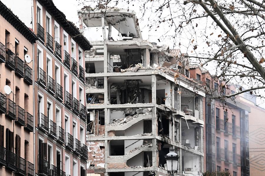 【組圖】西班牙首都發生爆炸 至少三死