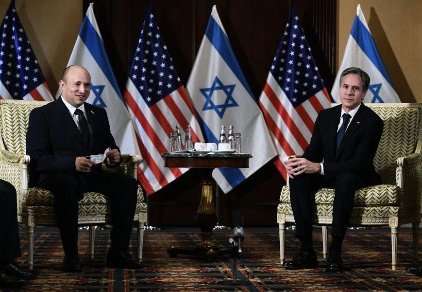 集中應對喀布爾恐襲 拜登推遲會晤以色列總理