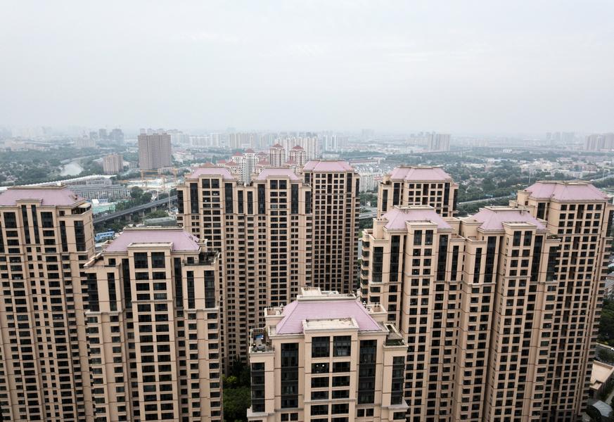 北京二手房價連跌6個月 現300萬降幅