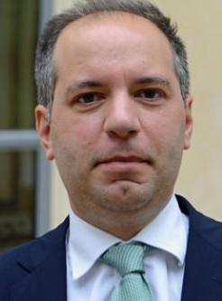 法國內政部辦公室主任Sebastien JALLET。(官方圖片)