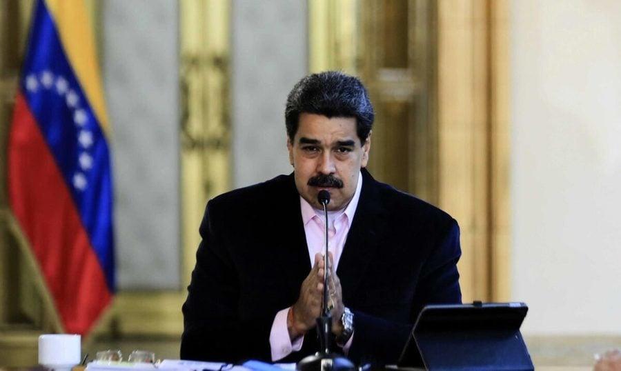 蓬佩奧譴責馬杜羅劫持9噸金條運往伊朗