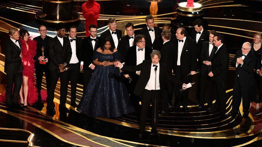《綠簿旅友》獲第91屆奧斯卡最佳電影