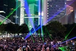 【9.28傘運五周年直播】30萬港人添馬公園集會 反抗威權 迎接黎明