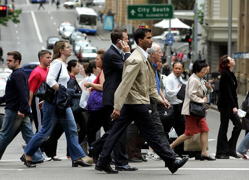 澳財政部:移民暴跌致人口老化 經濟萎縮
