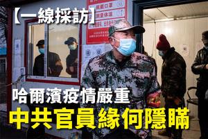 【一線採訪影片版】哈爾濱疫情嚴重 中共官員緣何隱瞞