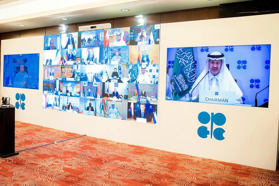 沙特意外減產百萬桶 國際油價衝上50美元