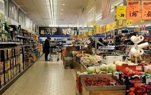 乾旱、洪水和霜凍 衝擊全球食品供應鏈