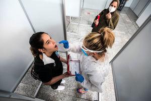 德國日增2,034感染者 四個月來最高值