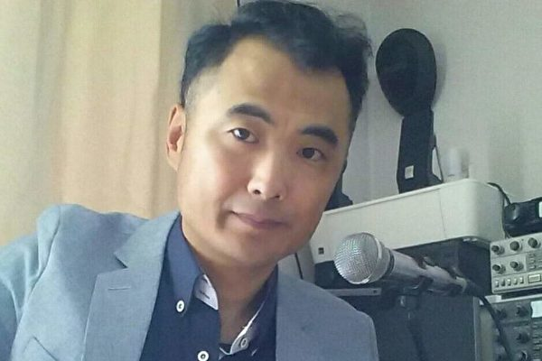 中國民主黨大陸聯合總部南韓黨部負責人,也是無線電愛好者樸成秀先生申請難民一波三折。(受訪者提供)